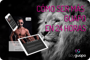 """Presentación del eBook Gratuito """"Cómo Ser Más Guapo en 24 Horas"""""""