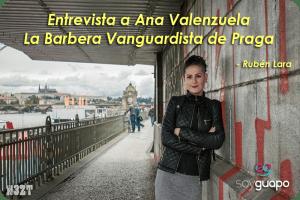 Los Mejores Barberos del Mundo: Ana Valenzuela