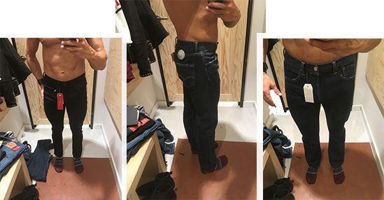 Rubén Lara Comparativa de Jeans