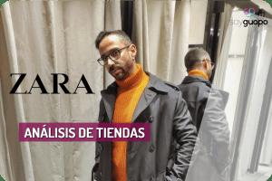 Análisis de Tiendas de Ropa Zara | Outfit para Hombre