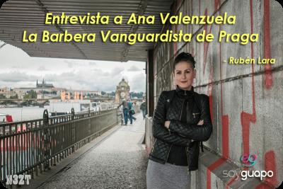 Los Mejores Barberos del Mundo Ana Valenzuela